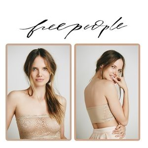 ⭐️ FREE PEOPLE Seamless & Lace Reversible Bandeau
